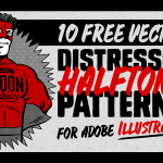 Halftone Patterns for Illustrator
