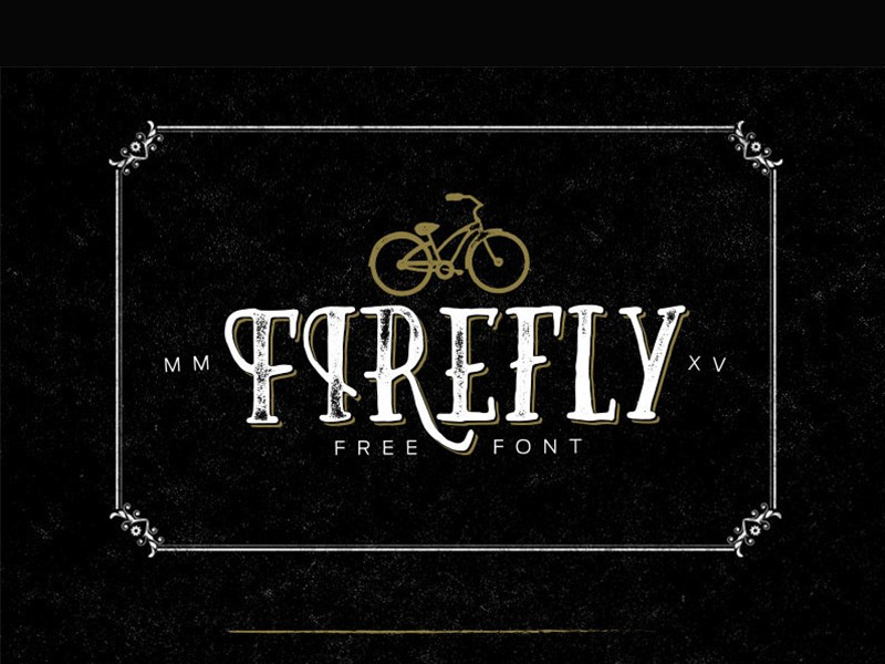 firefly_typeface