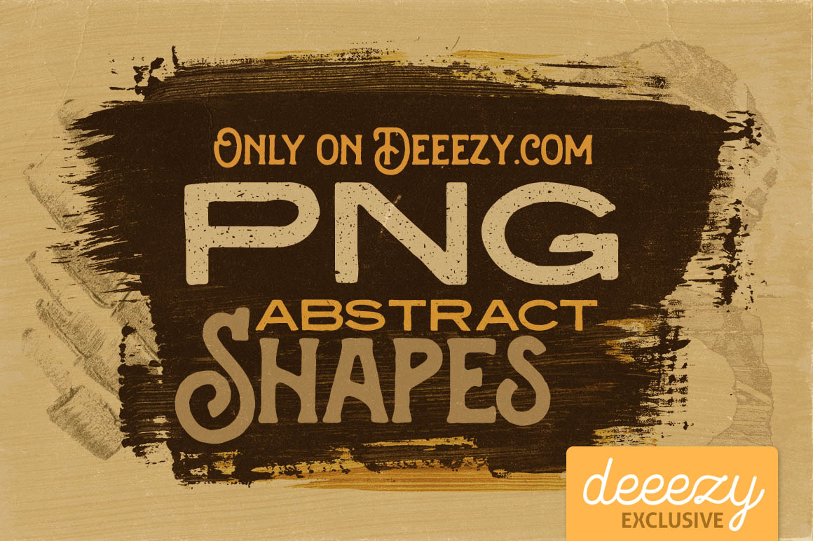Graphic Design Resources - Abstract Shapes Masks
