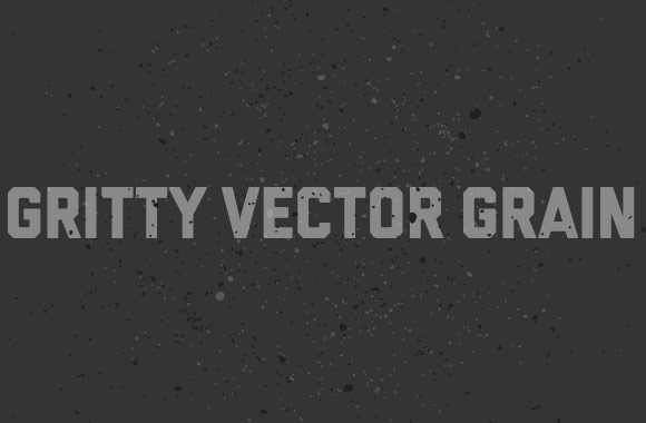 Gritty Vector Grain Texture