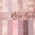 Free Rose Gold Textures Sample