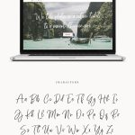 Free Handwritten Script Font – The Secret