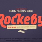 Rockeby SemiSerif Free Weight