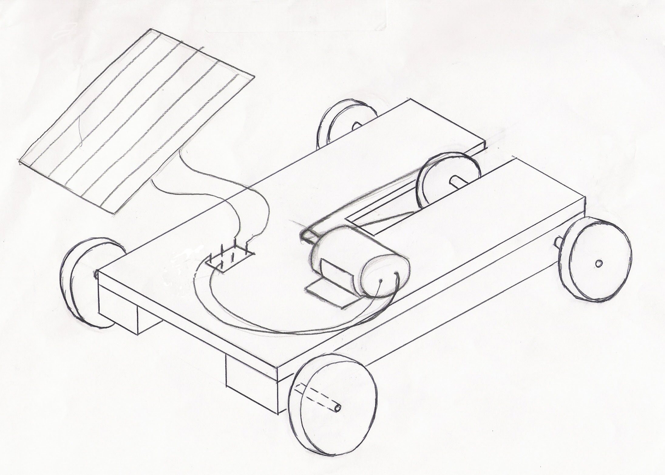 Power car project