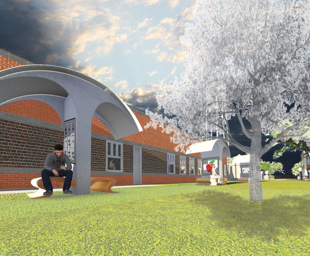 Interdisciplinary Design Student Proposal Wins Winterset