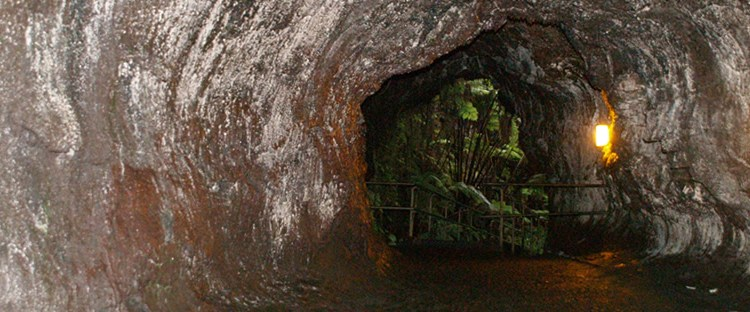 Thurston Lava Tube, Hawaii Volcanoes National Park