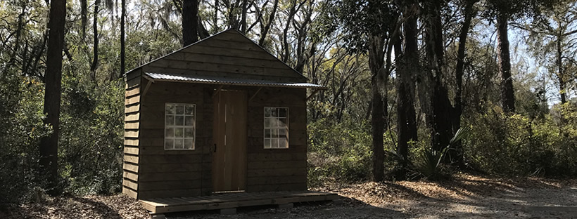 Mitchelville Site - Freedmen's Town of Mitchelville on Hilton Head Island