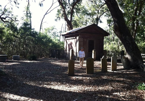 Zion Chapel of Ease and Cemetery – Hilton Head Island – design42