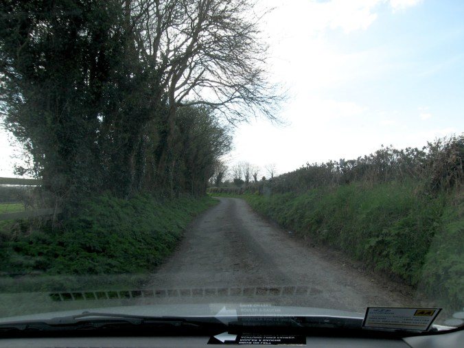 Unnamed Road, somewhere near Thomastown, Co Kilkenny, Ireland