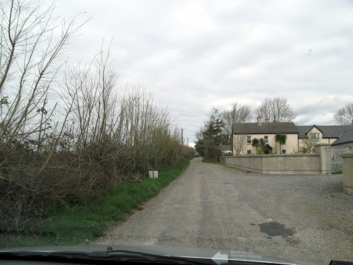 Some small road between the Knockmealdown Mountains and Cahir, Ireland