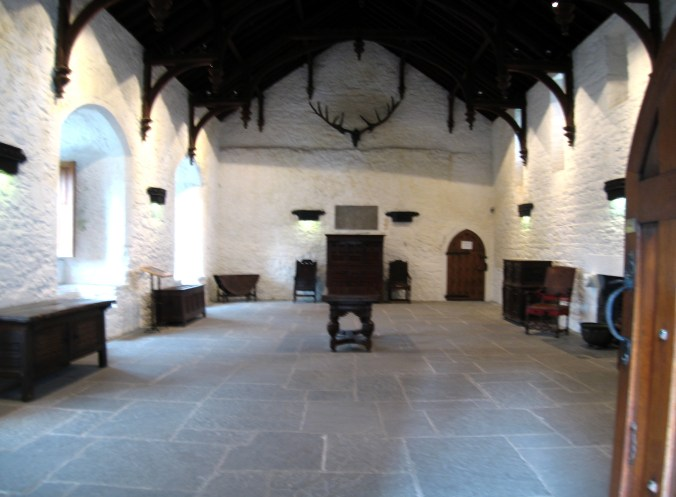 Great Hall of Cahir Castle