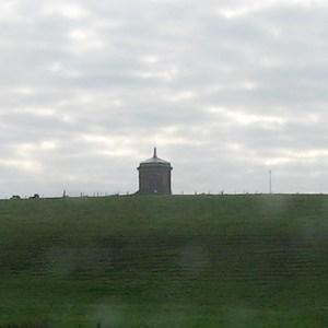 Gazebo at Dromoland Castle, Newmarket-on-Fergus, Co. Clare