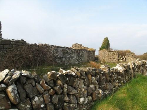 Abandoned house in the Burren, Ireland