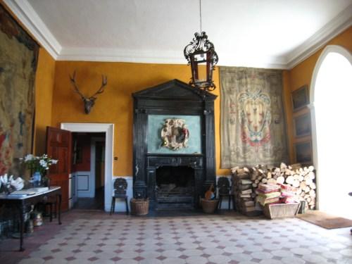 Front Hall, Leixlip Castle