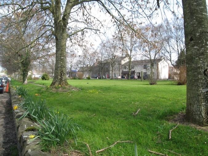 Summerhill Village Green on R158, Trim Road