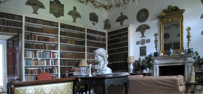 Leixlip Castle Library
