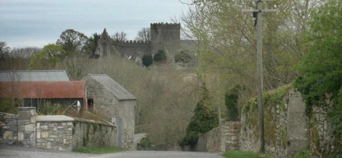 Dublin to Dungarvan through Kilkenny and Carrick-on-suir