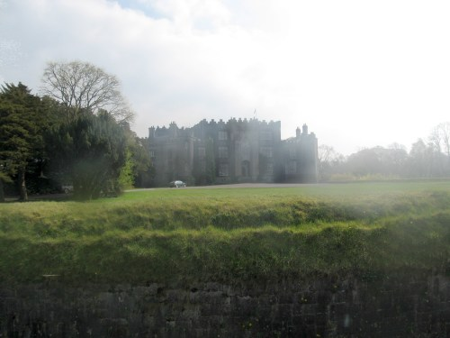 Birr Castle, Private Home of Brendan Parsons, 7th Earl of Rosse and family