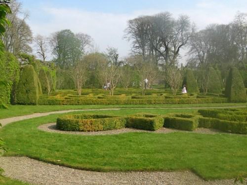 Formal Garden at Birr Castle Gardens
