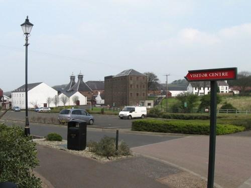Visitor Center Old Bushmills Distillery, County Antrim, Northern Ireland