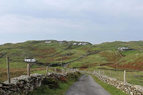Community on Inishturk Photo by Towel 401 - Islands of Ireland's Western Connemara – Ireland, A Different Visit