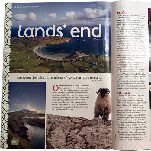 - Islands of Ireland's Western Connemara – Ireland, A Different Visit - Islands of Ireland's Western Connemara – Ireland, A Different Visit