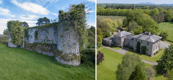 The Castlegrace Estate of Samuel Grubb is For Sale