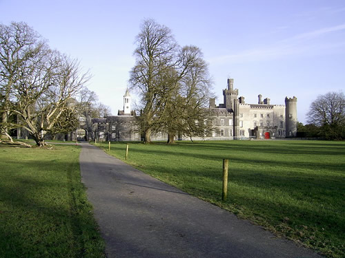 Tullynally Castle Photo by Peter Gavigan