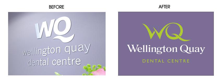 logo design dentists