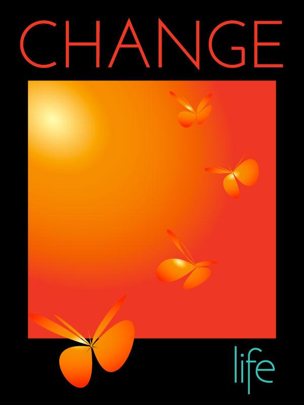 change, transformation, melioration