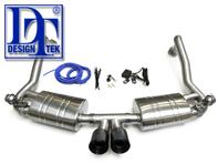 Buy Porsche Cayman 987C981C DesignTek Exhausts | Design 911