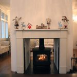 Double Sided Fireplace Parkray Stove Scarlett Fireplaces