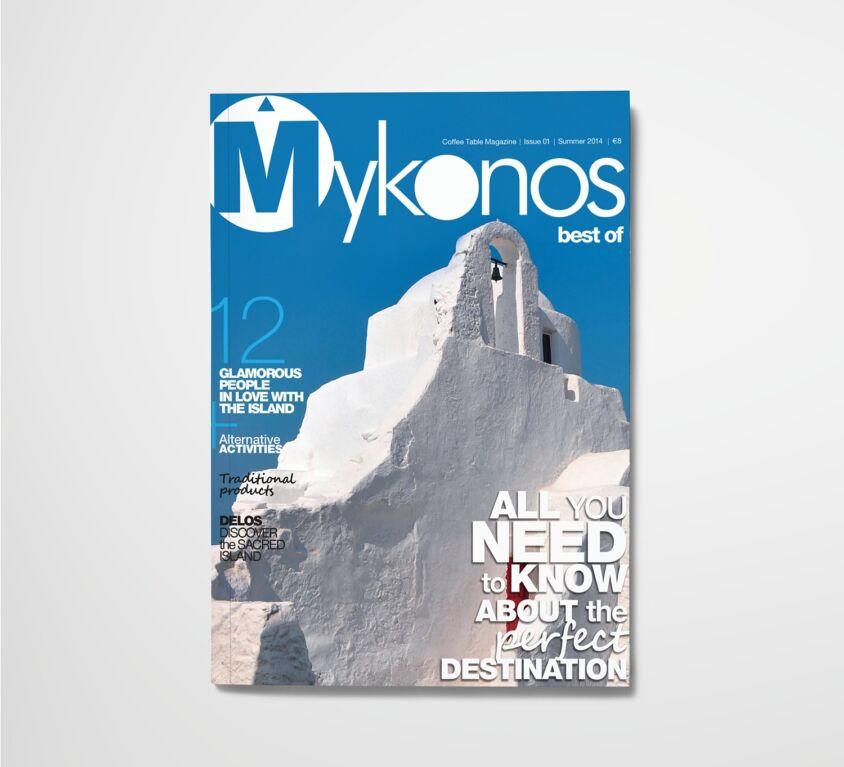 Mykonos Best Of V1 Magazine