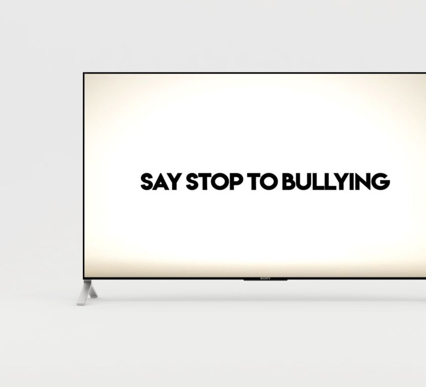The Glass. A bumper Ad for Bullying!