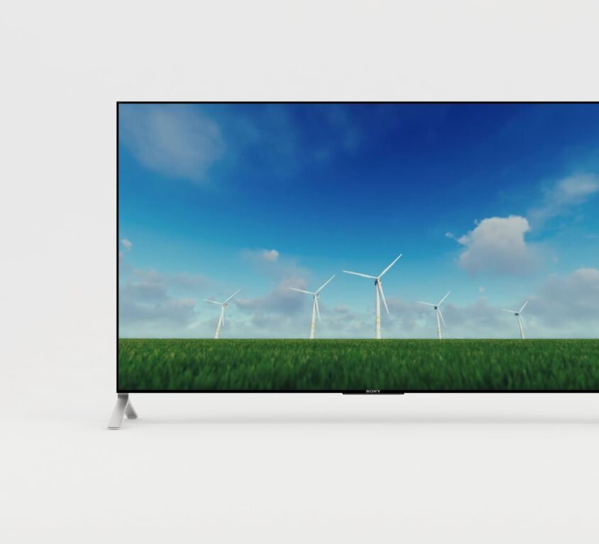 Choose Green for your Energy. Video Advertising