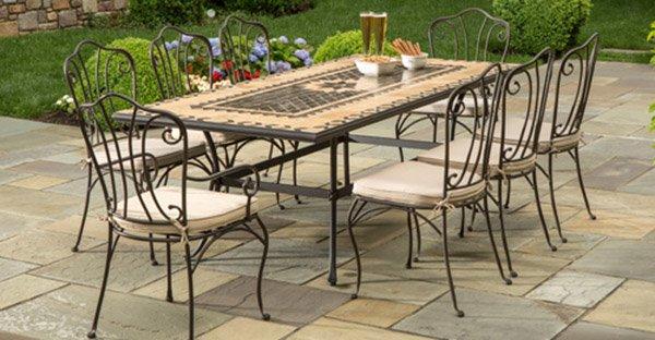 Scopri un'ampia scelta di set tavoli e set sedie da. Tavoli Da Giardino Tanti Modelli Recensiti In Legno Plastica Rattan E Ferro