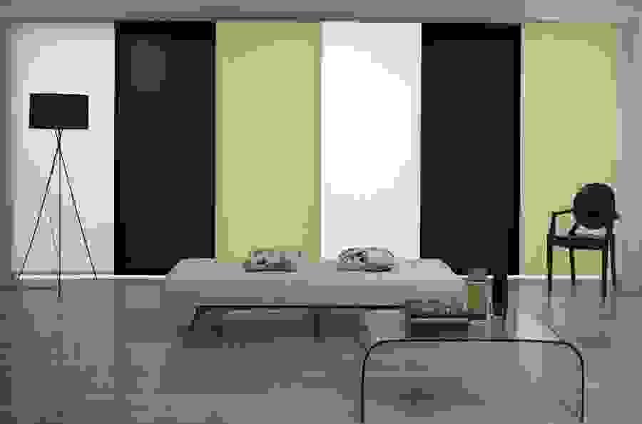 tende verticali per il soggiorno. Tende Moderne Per Interni Per Soggiorno Camera Da Letto Cucina E Living