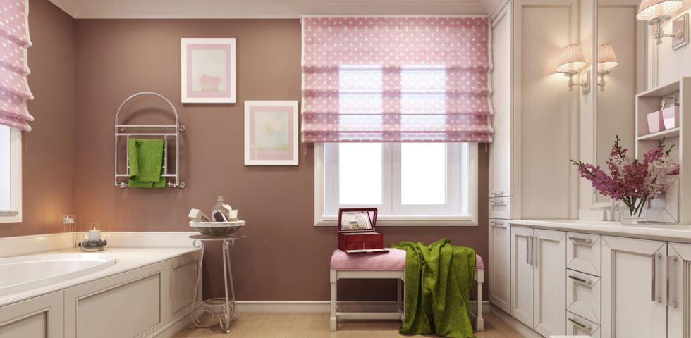 Abbina le tue tende con asciugamani coordinati e un nuovo tappetino da bagno. Tende Da Bagno Floreali Classiche E Moderne Tante Idee Scelte Per Voi
