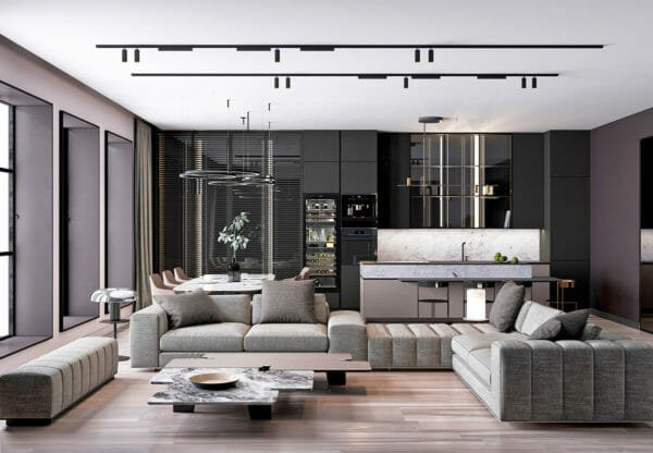 Visualizza altre idee su interni moderni, arredamento, interni. Case Moderne Interni Esempi E Foto Da Wright Allo Stile Scandinavo