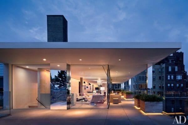 Home recensioni progetti di architettura progetti commerciali. Case Moderne Interni Esempi E Foto Da Wright Allo Stile Scandinavo