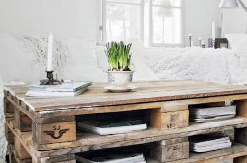 pallet - tafel - salontafel - design - DIY - designaresse