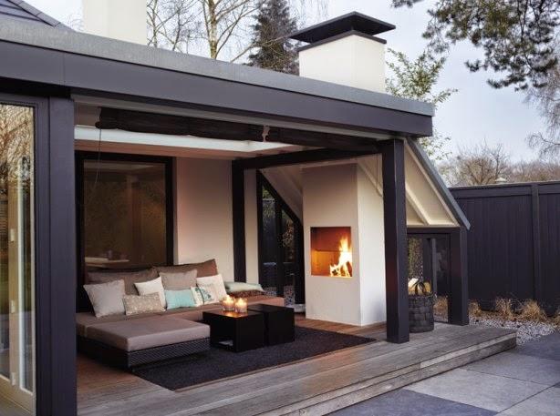 Veranda - buiten - overkapping - Designaresse