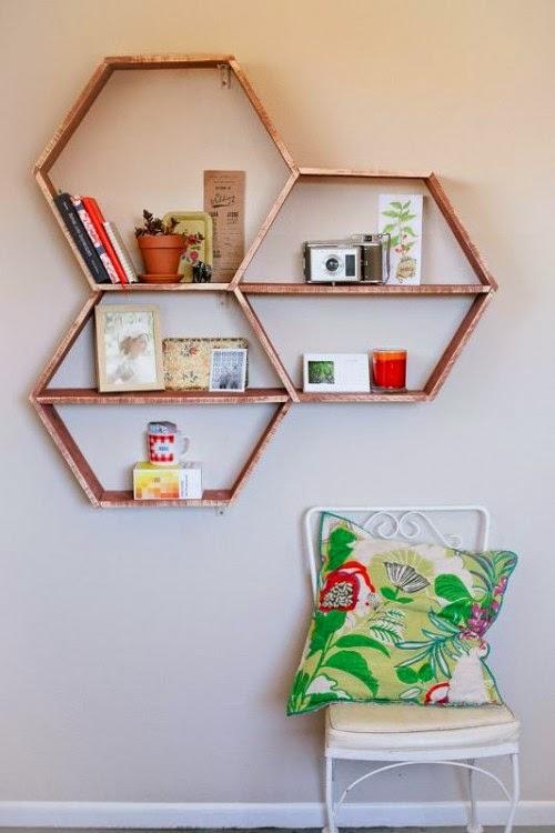 DIY - honingraat - kast - design - Designaresse
