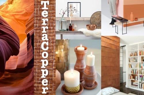 Terra copper - trend - interieur - wonen - interieurtrend - Designaresse - 2015