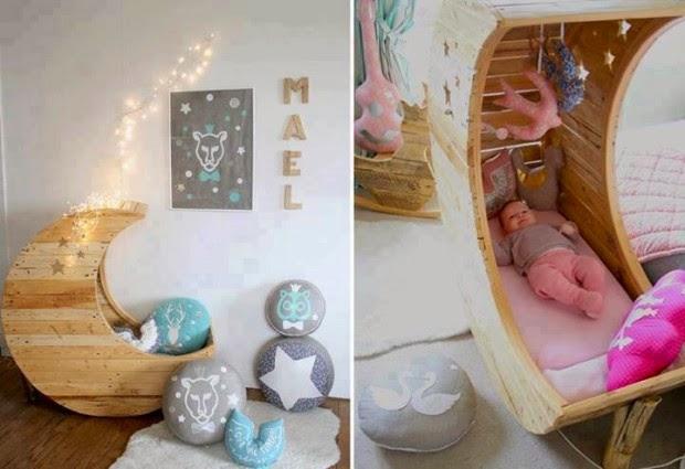 DIY babybedje - Designaresse