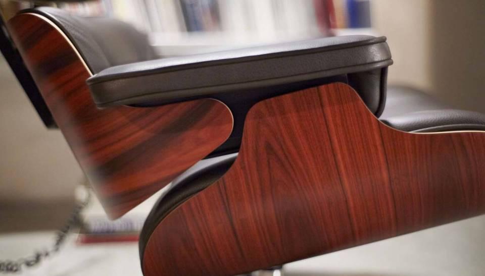 Lounge Chair - Eames - Vitra - Designaresse