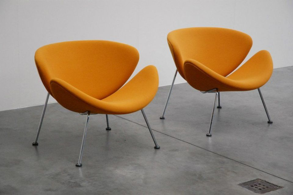 Orange Slice - Artifort - Designaresse