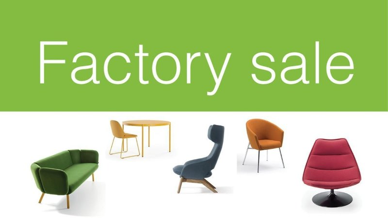 Factory sale - Artifort - Designaresse