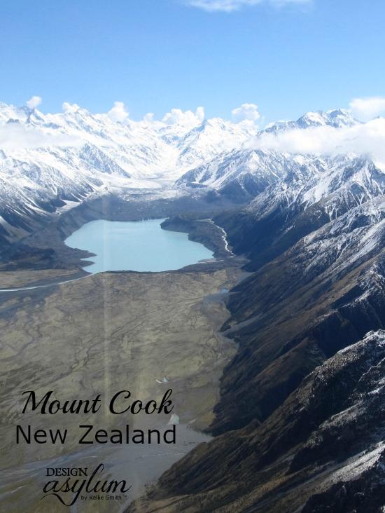 Design Asylum Blog | Travel to Lake Tekapo NZ