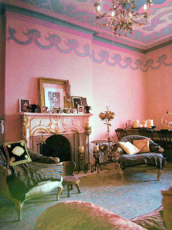 9 Pink Rooms That Are All Grown Up - Design Asylum Blog | by Kellie ...